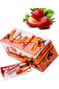 Mini Cake strawberry 25g,24pcs./box