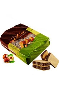Alina penuts wafers 1kg/6Pcs./Box