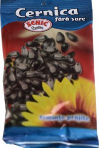 sunflower seeds CERNICA without salt 50g/30Pcs./Box
