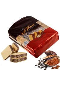 Alina Cocoa Wafers 1kg/6Pcs./Box