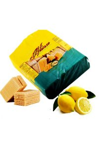 Alina LEMON wafers 1kG/6Pcs/Box