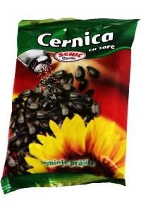 sunflower seeds CERNICA with salt 50g/30Pcs./Box
