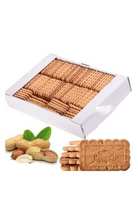 Biscuits with peanuts 2Kg